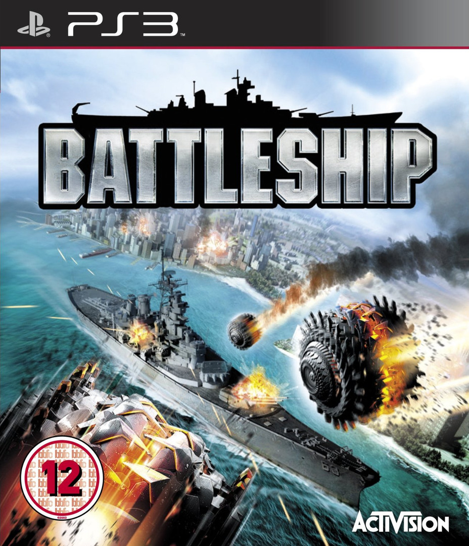 Battleship Array coverHQ (BLES01520)