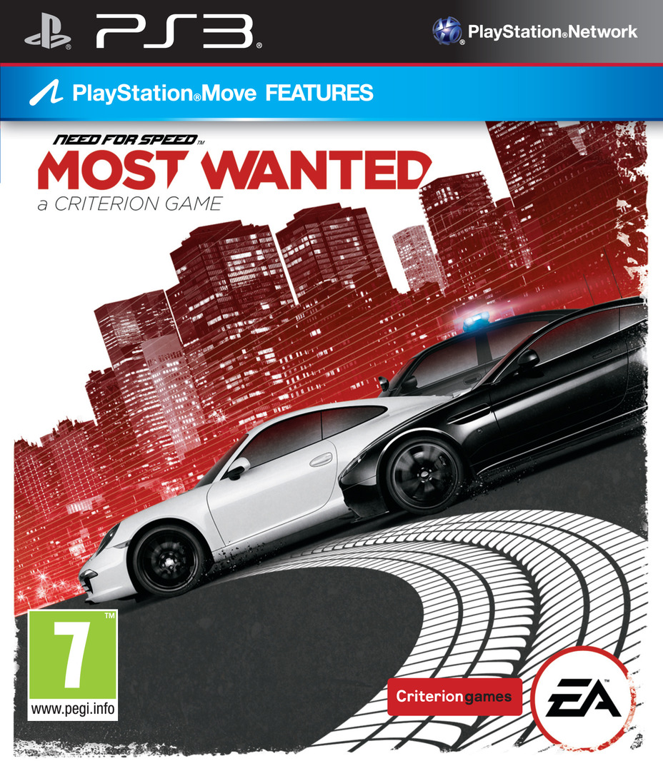 Need for Speed: Most Wanted PS3 coverHQ (BLES01659)