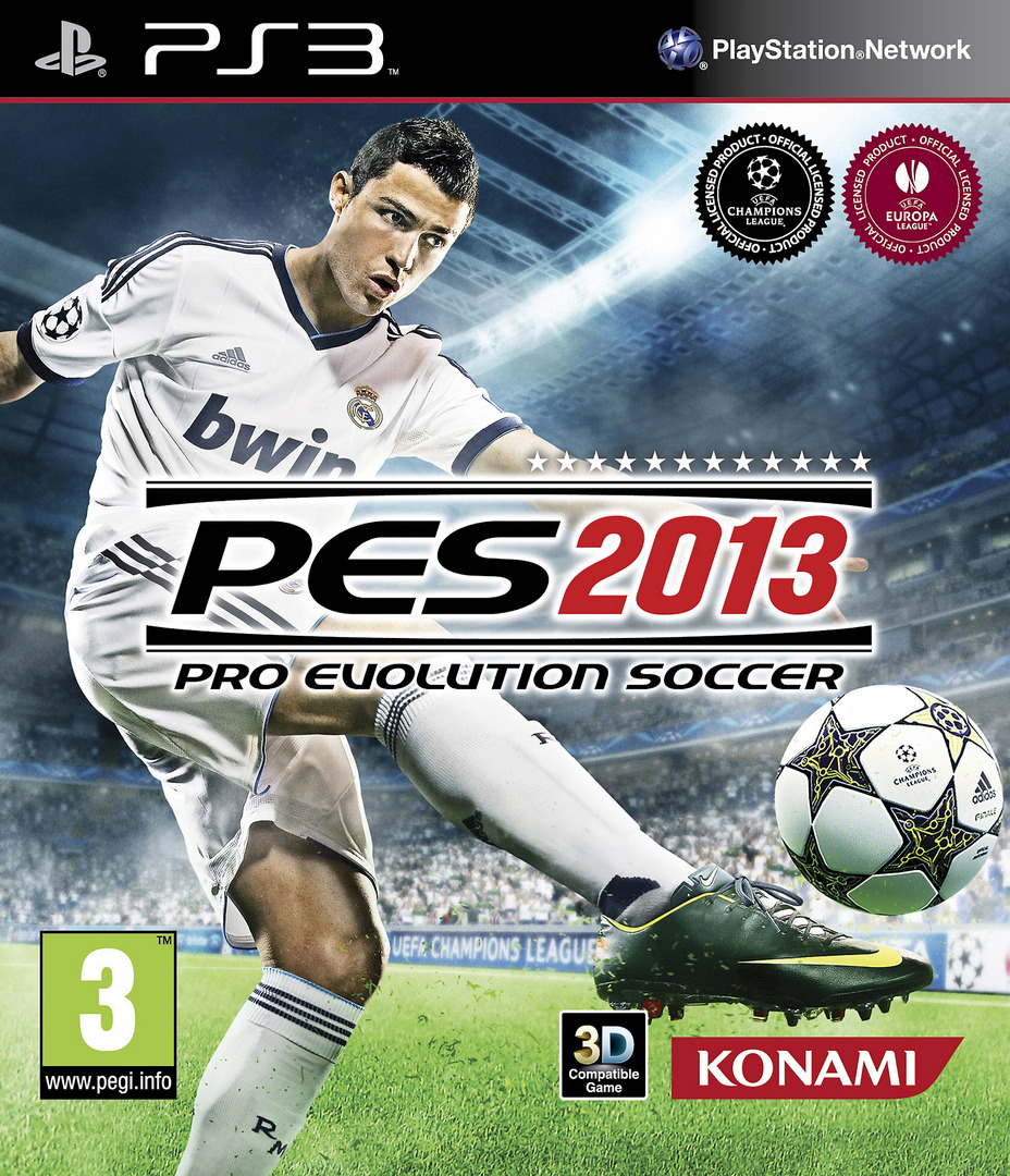 Pro Evolution Soccer 2013 PS3 coverHQ (BLES01710)