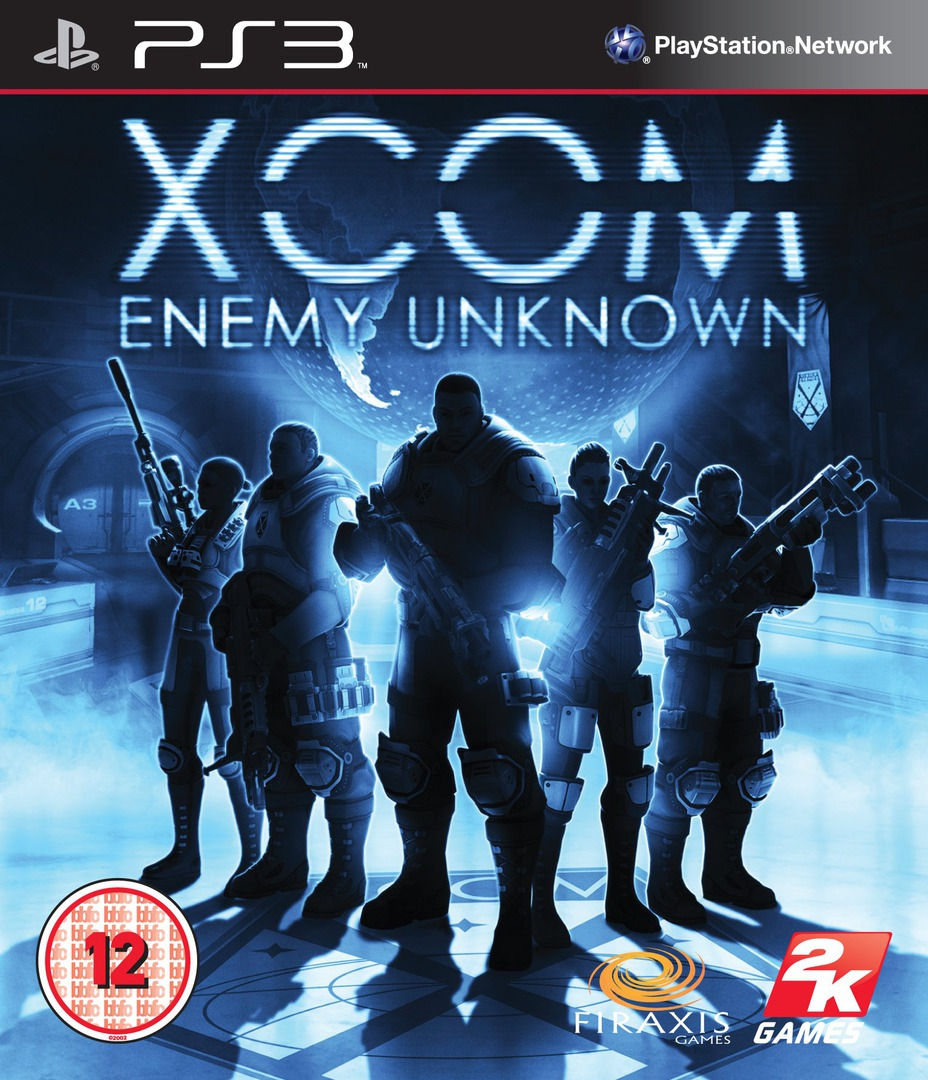 XCOM: Enemy Unknown PS3 coverHQ (BLES01711)