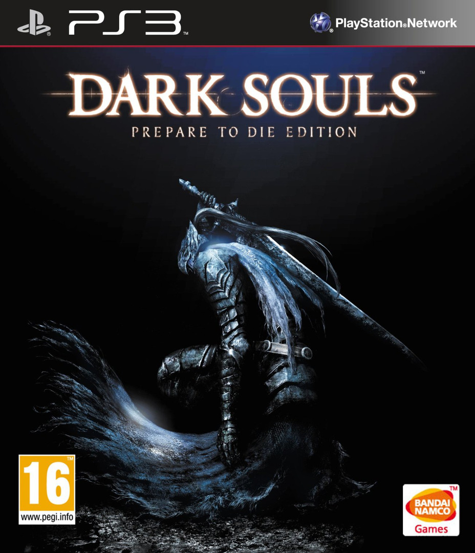 Dark Souls: Prepare to Die Edition PS3 coverHQ (BLES01765)