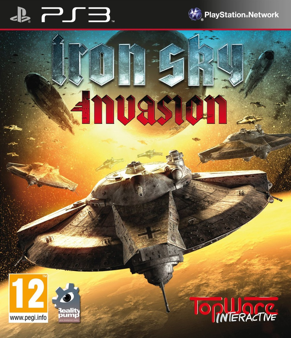 Iron Sky Invasion Array coverHQ (BLES01786)
