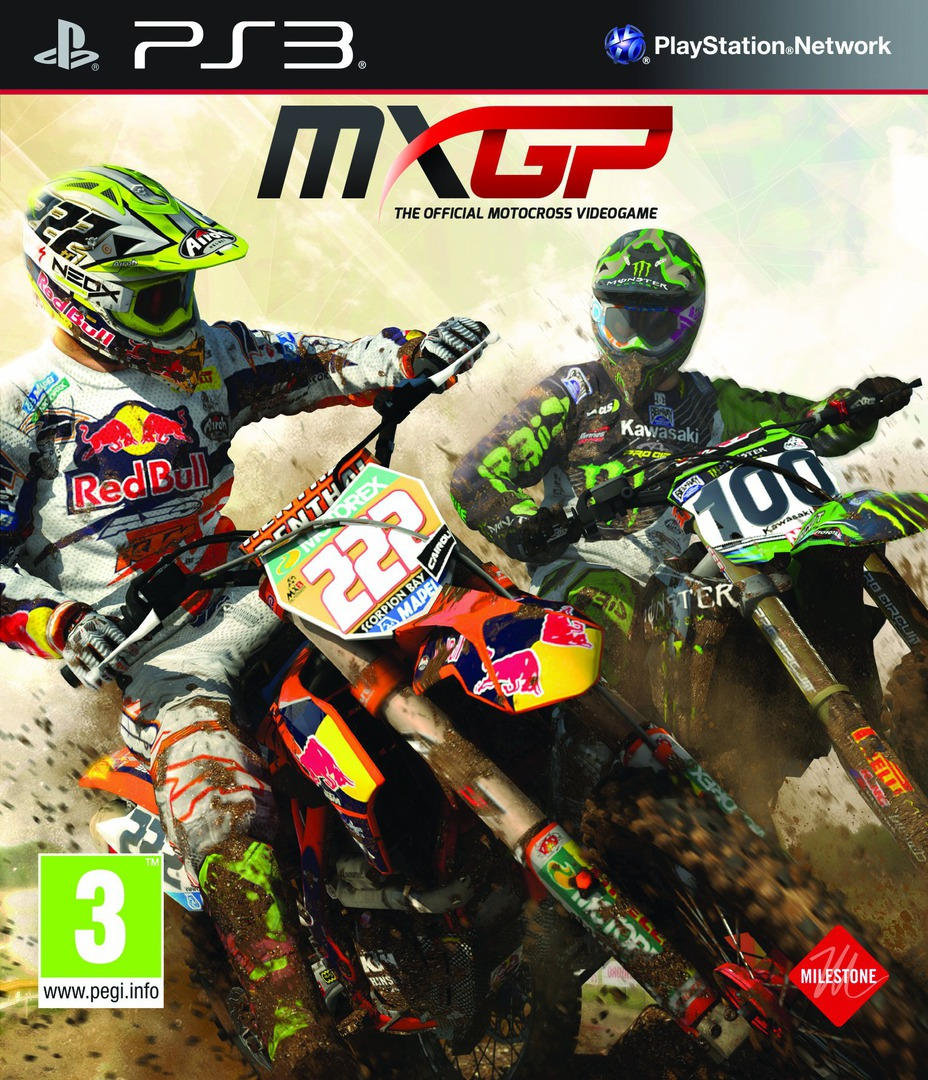 MXGP: The Official Motocross Videogame PS3 coverHQ (BLES01984)