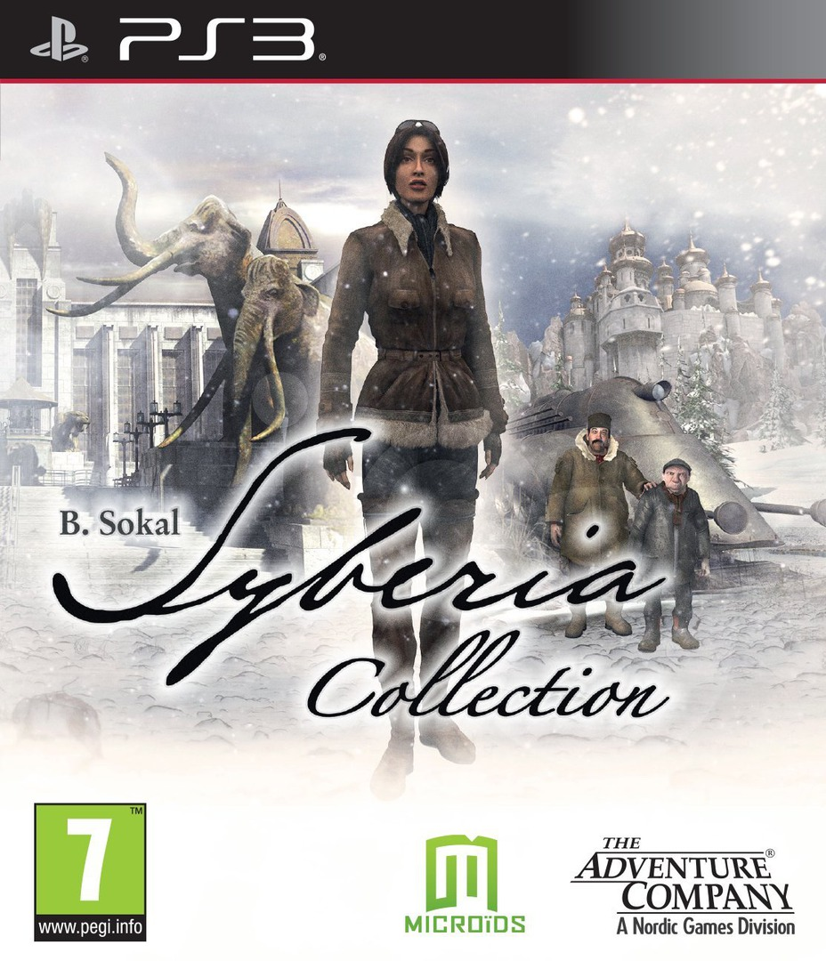 Syberia Collection PS3 coverHQ (BLES02028)