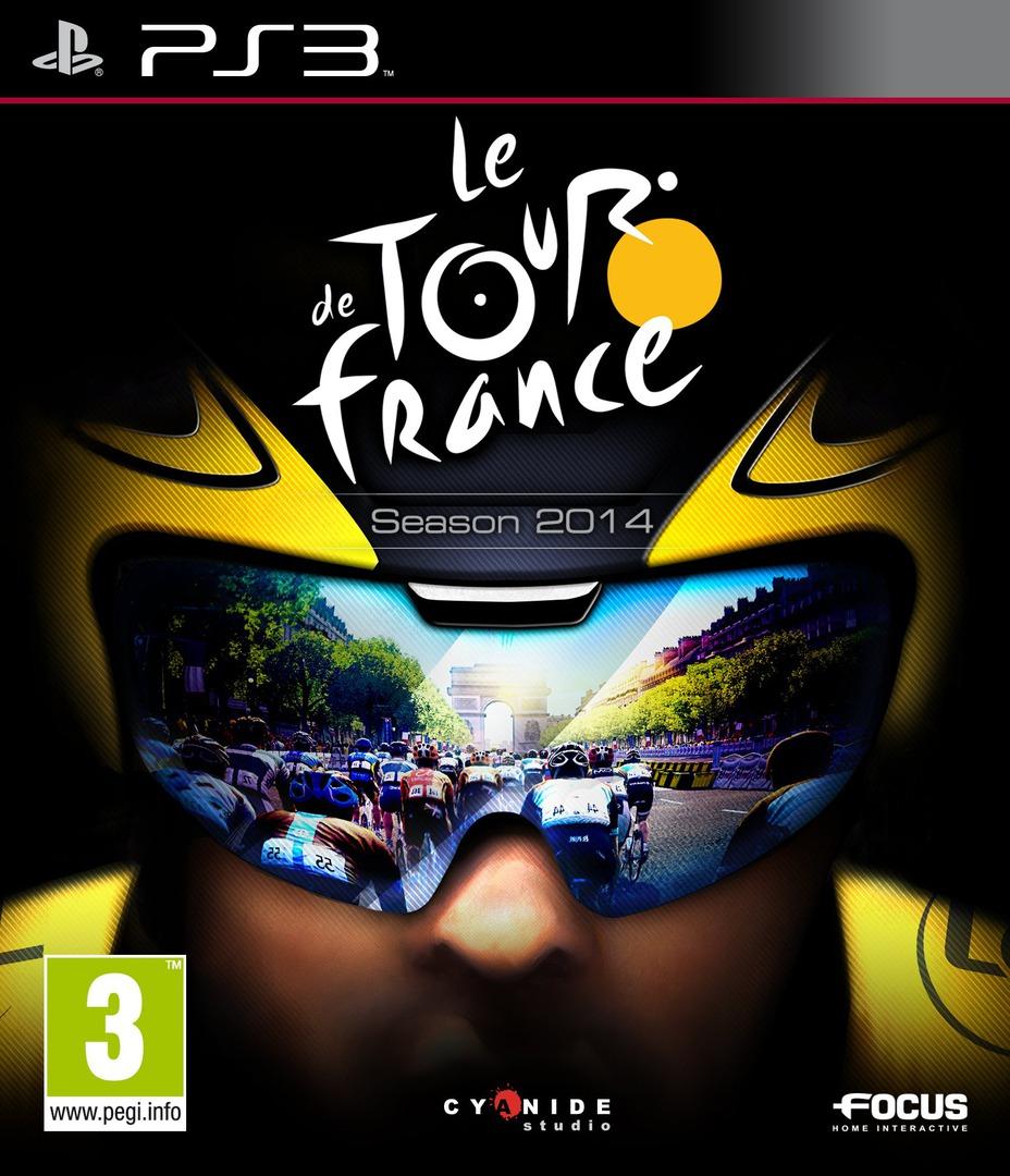 Le Tour De France - Season 2014 PS3 coverHQ (BLES02173)