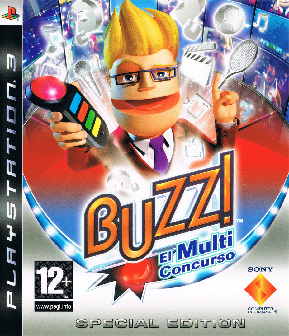 Buzz! El MultiConcurso - Special Edition PS3 coverHQ (BCES00303)