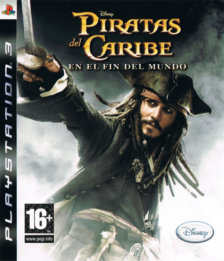 Piratas del Caribe: En el Fin del Mundo PS3 coverHQ (BLES00066)