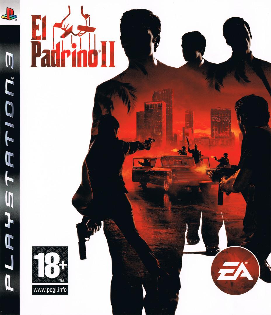 El Padrino II PS3 coverHQ (BLES00477)