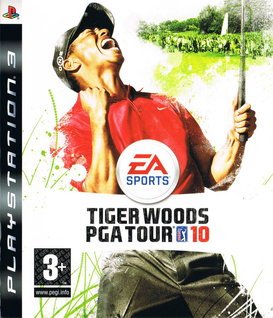 Tiger Woods PGA Tour 10 PS3 coverHQ (BLES00530)
