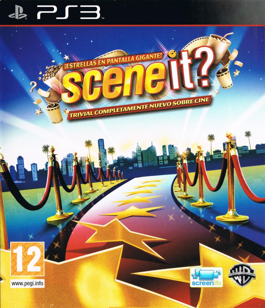 Scene It? ¡Estrellas en Pantalla Gigante! PS3 coverHQ (BLES00733)