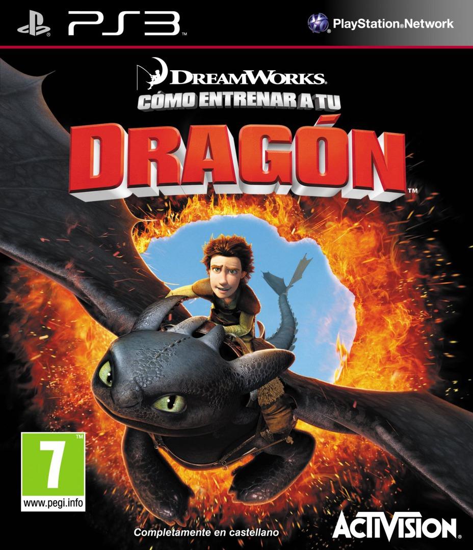 Cómo entrenar a tu Dragón PS3 coverHQ (BLES00798)
