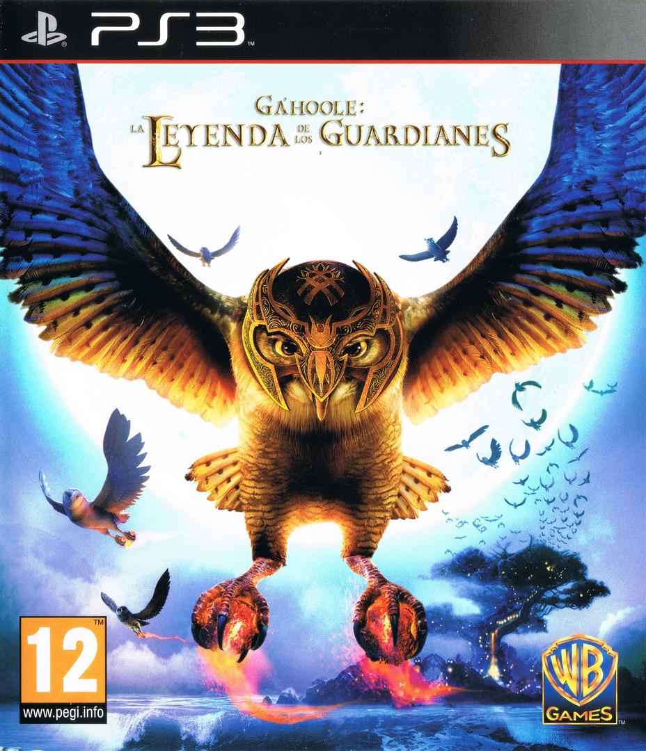 Ga'Hoole: La Leyenda de los Guardianes PS3 coverHQ (BLES00964)