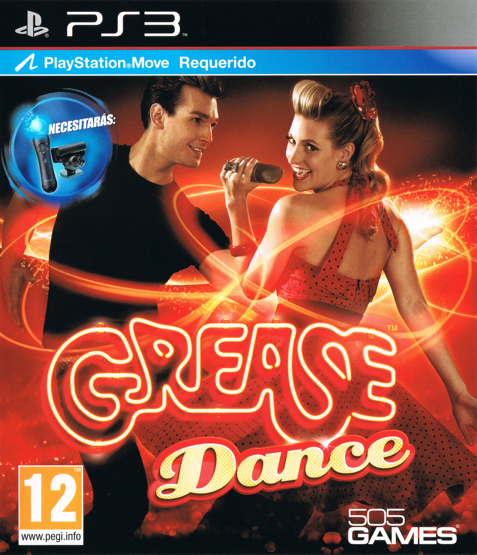 Grease Dance Array coverHQ (BLES01410)