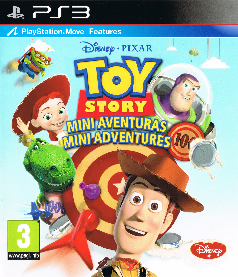 Toy Story: Mini Aventuras PS3 coverHQ (BLES01730)