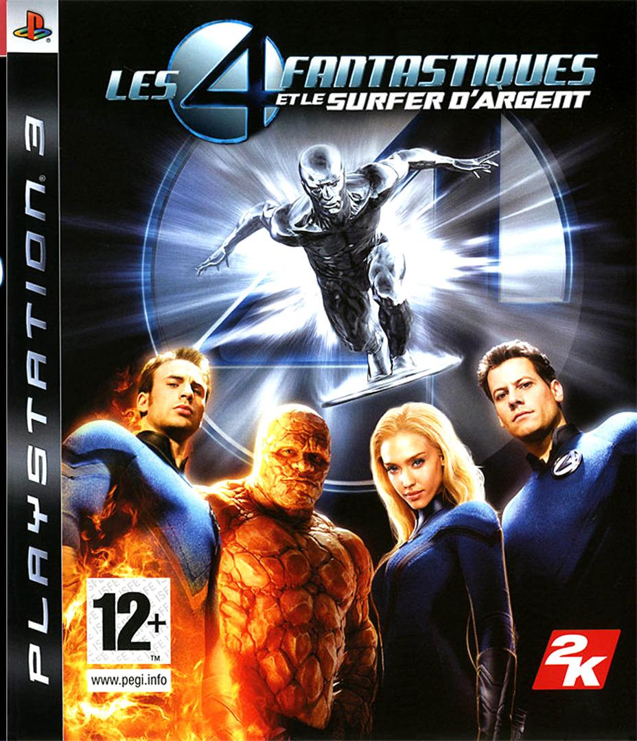 Les 4 Fantastiques et le Surfer d'Argent PS3 coverHQ (BLES00075)