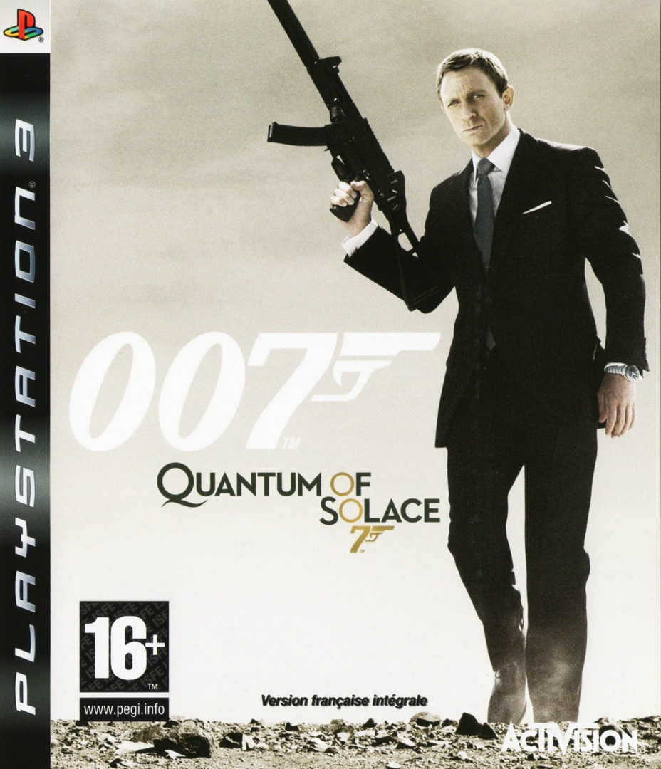 007 : Quantum of Solace PS3 coverHQ (BLES00406)
