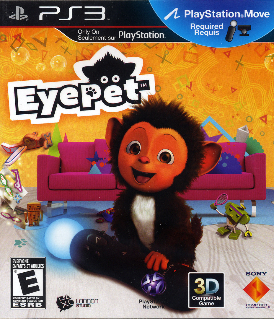EyePet: Move Edition PS3 coverHQ (BCUS98214)