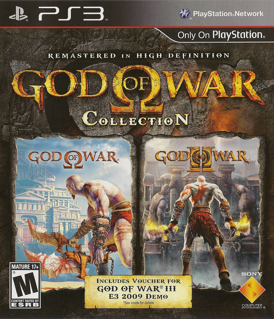 God of War Collection PS3 coverHQ (BCUS98229)