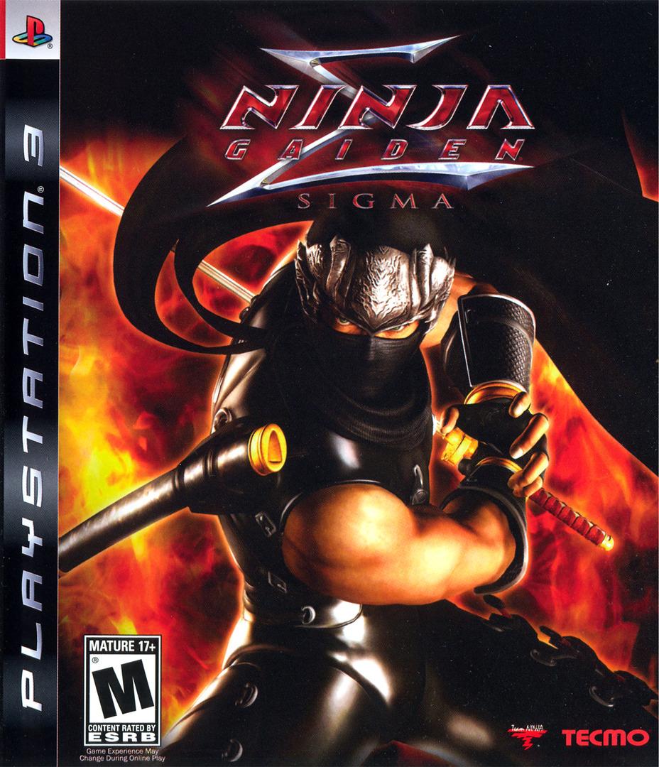 Ninja Gaiden Sigma PS3 coverHQ (BLUS30036)