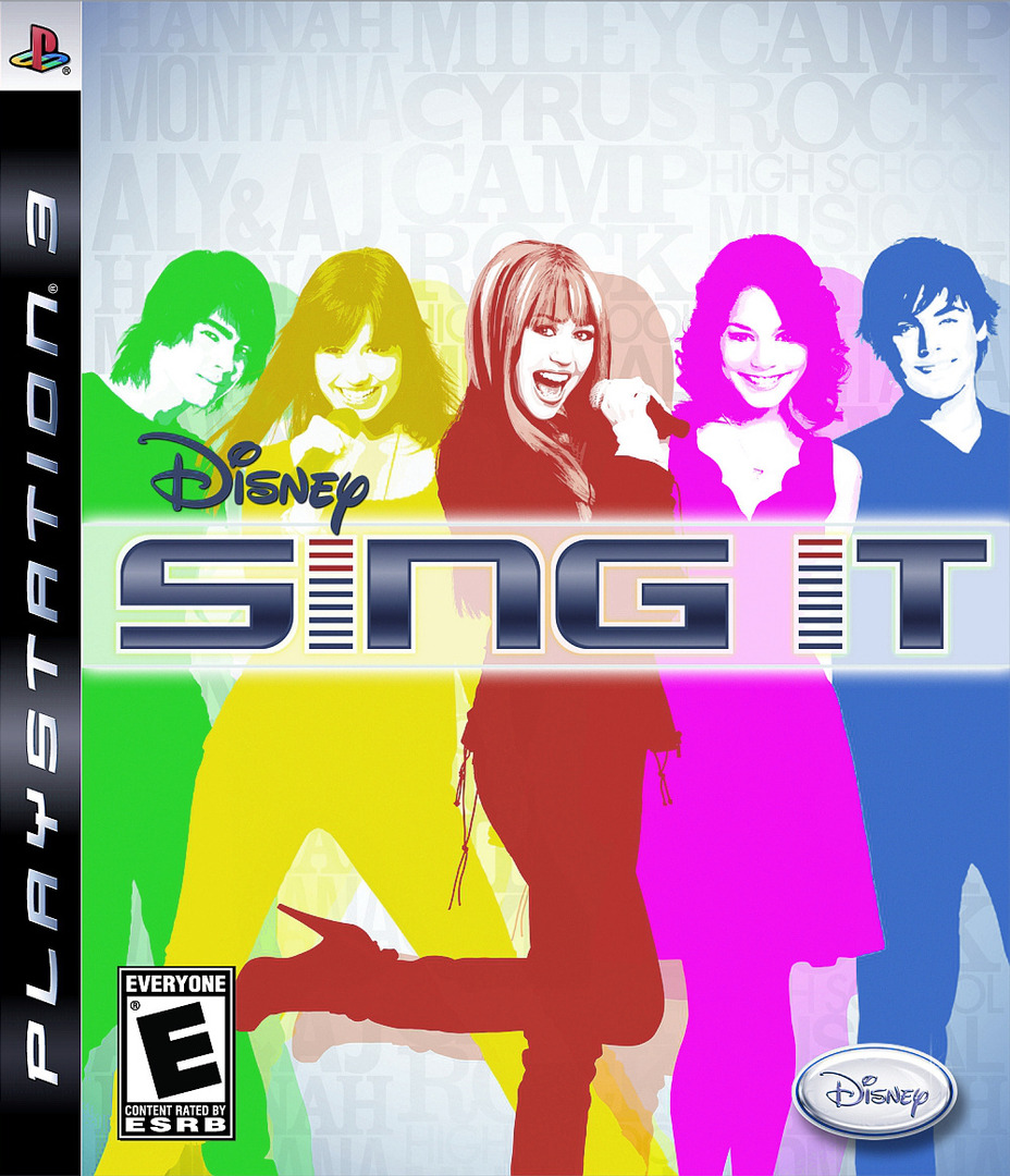 Disney's Sing It! PS3 coverHQ (BLUS30204)