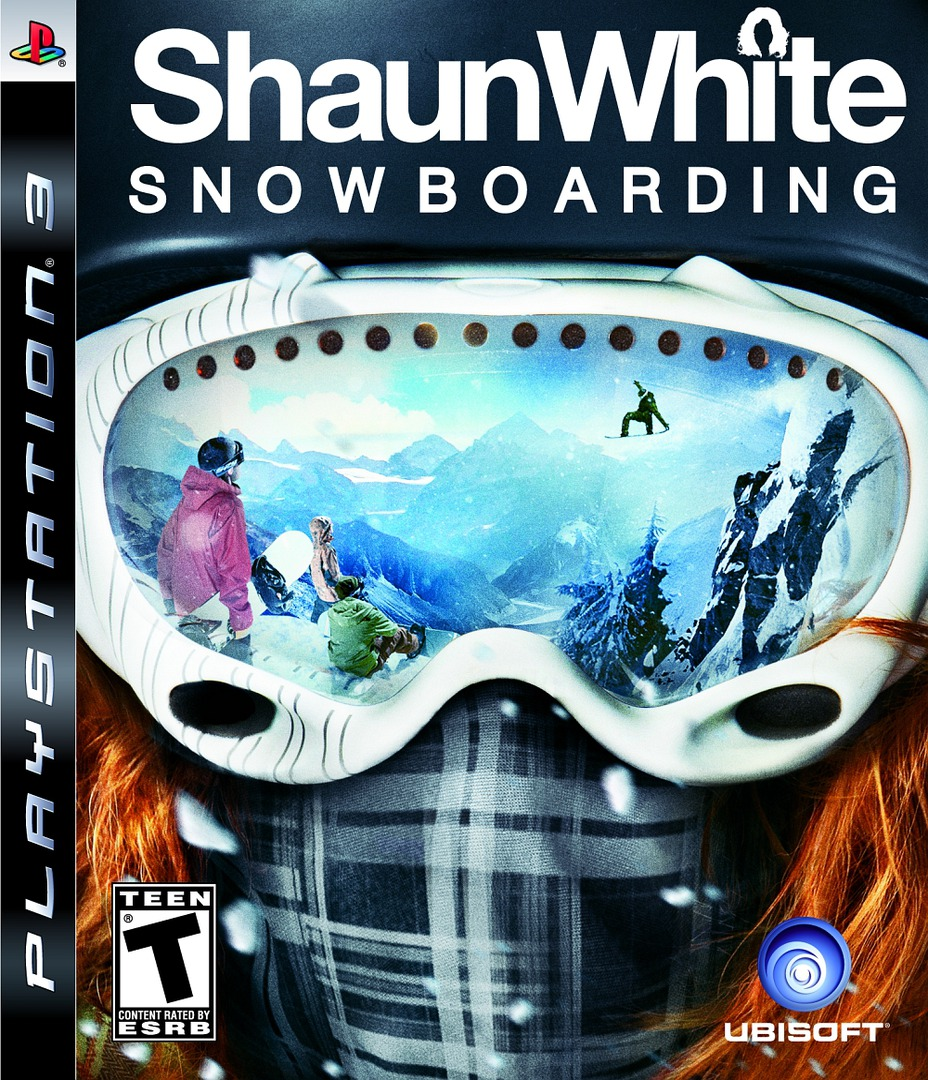 Shaun White Snowboarding PS3 coverHQ (BLUS30223)