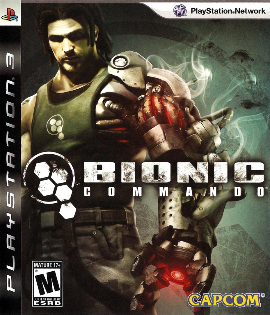 Bionic Commando PS3 coverHQ (BLUS30255)