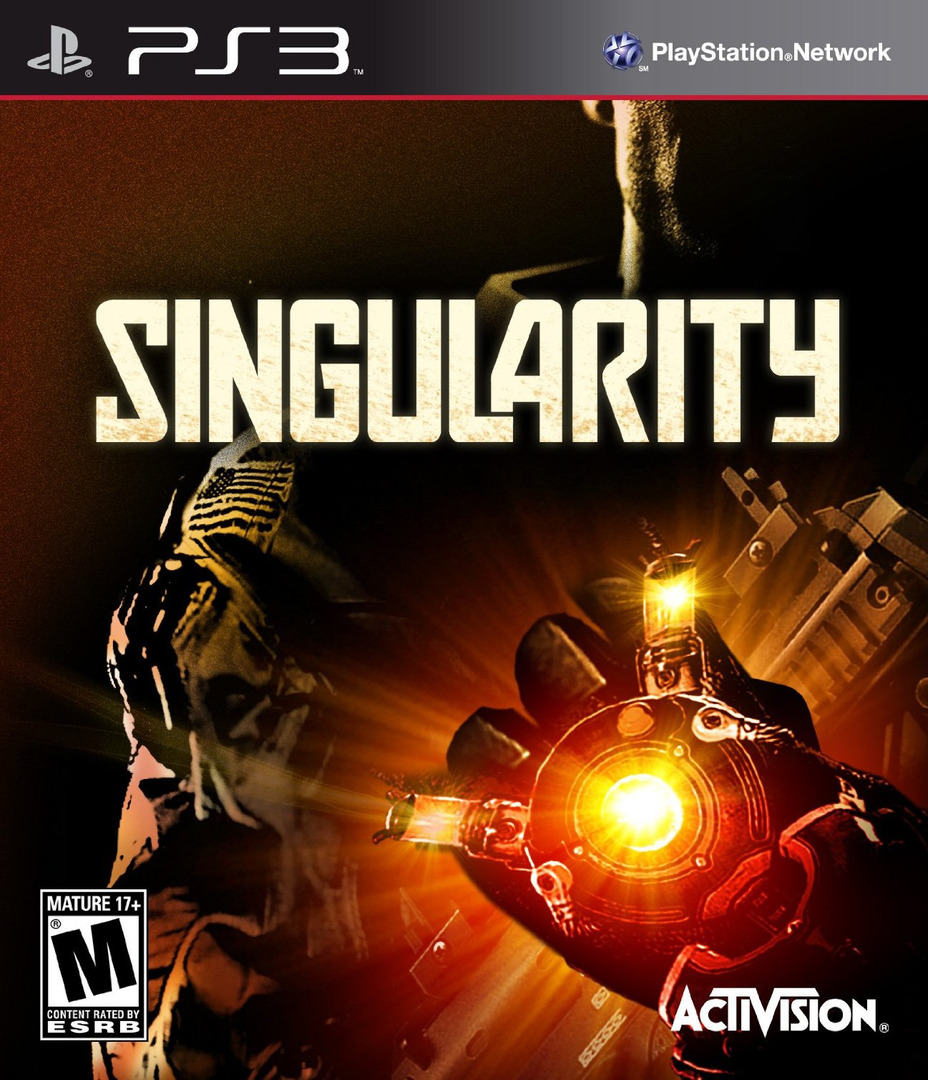 Singularity PS3 coverHQ (BLUS30296)