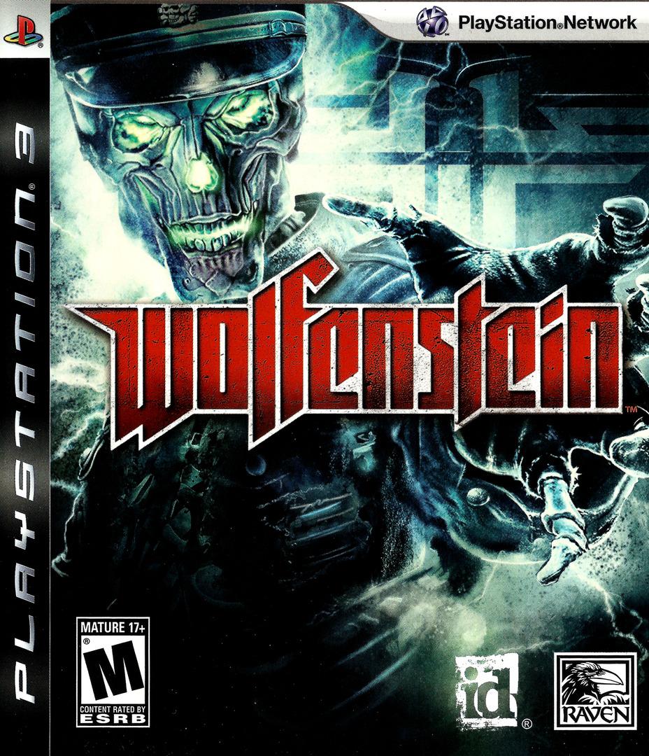 Wolfenstein PS3 coverHQ (BLUS30298)