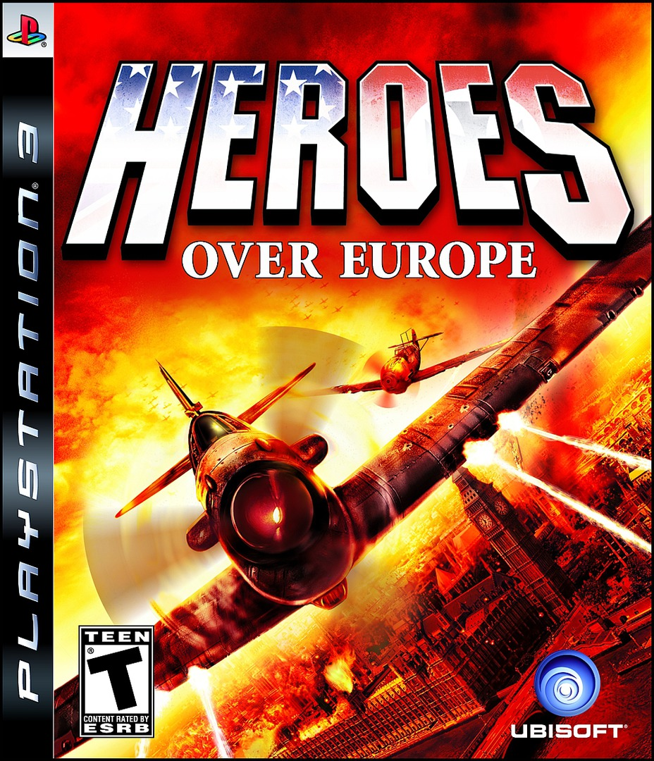Heroes Over Europe Array coverHQ (BLUS30308)