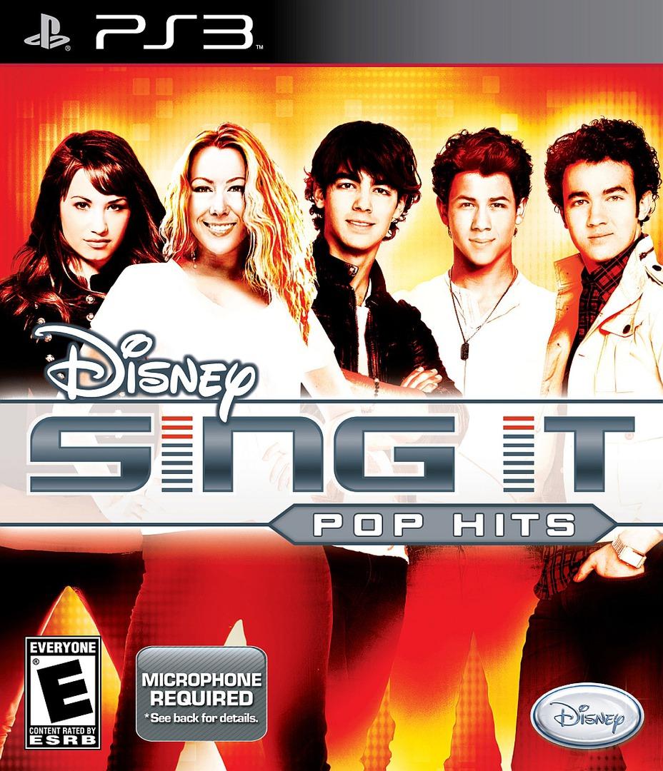 Disney Sing It: Pop Hits Array coverHQ (BLUS30397)