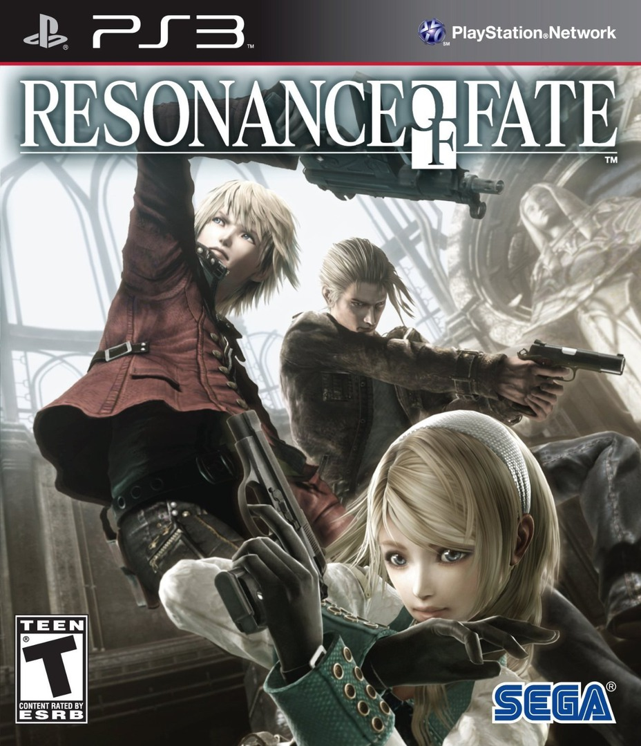 Resonance of Fate PS3 coverHQ (BLUS30484)