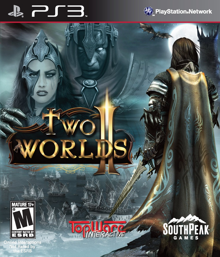 Two Worlds II PS3 coverHQ (BLUS30550)