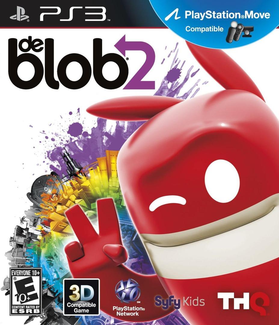 de Blob 2 PS3 coverHQ (BLUS30559)