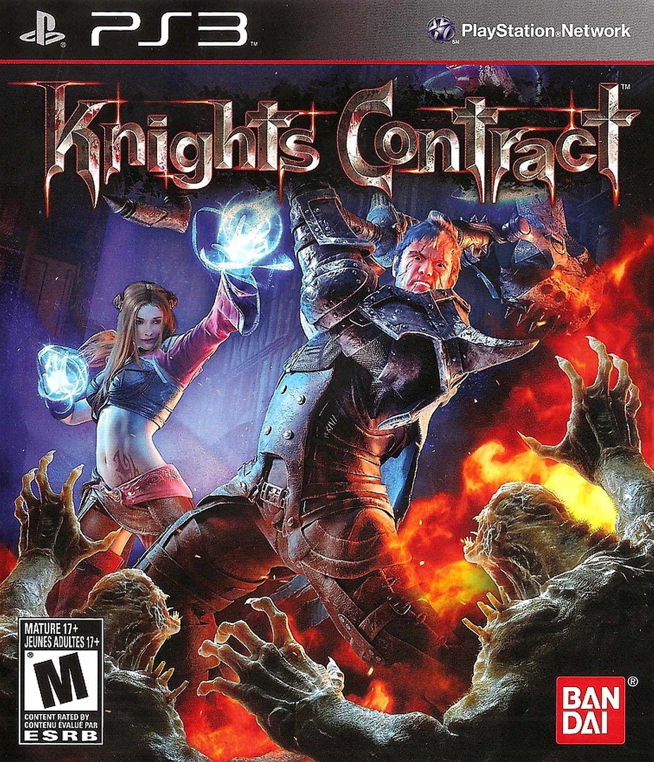 Knights Contract PS3 coverHQ (BLUS30582)