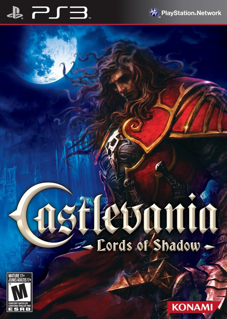 Castlevania: Lords of Shadow (Limited Edition) PS3 coverHQ (BLUS30661)