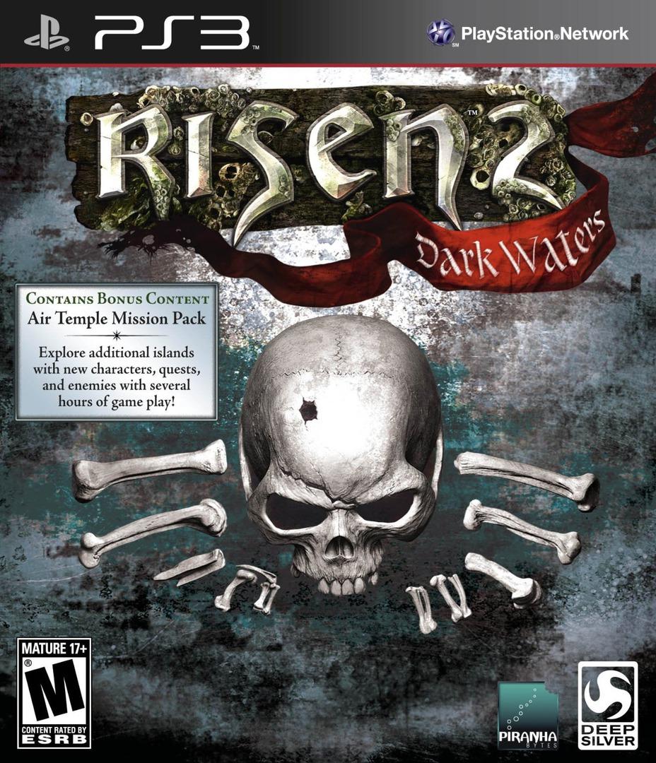 Risen 2: Dark Waters PS3 coverHQ (BLUS30800)