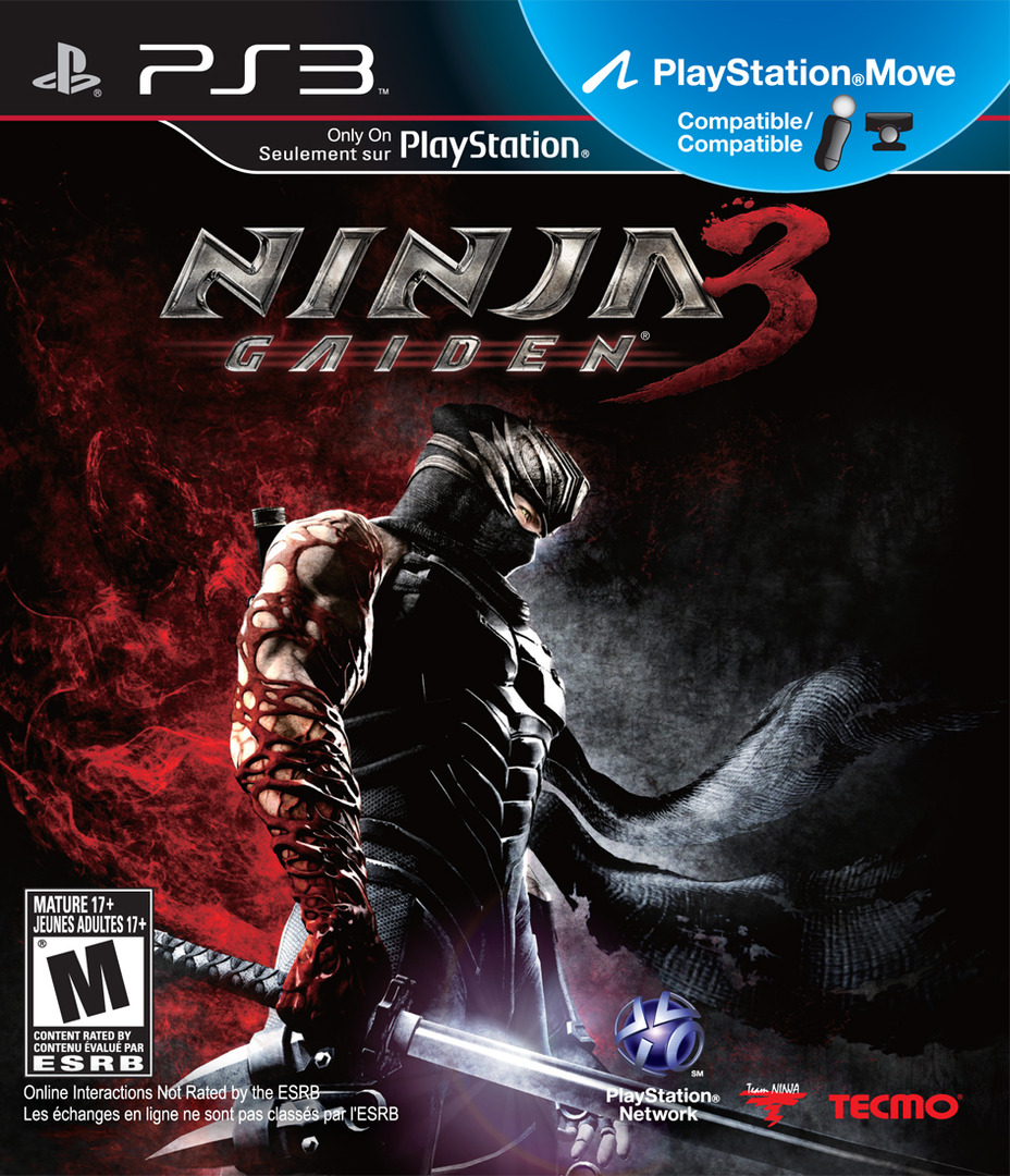 Ninja Gaiden 3 PS3 coverHQ (BLUS30916)