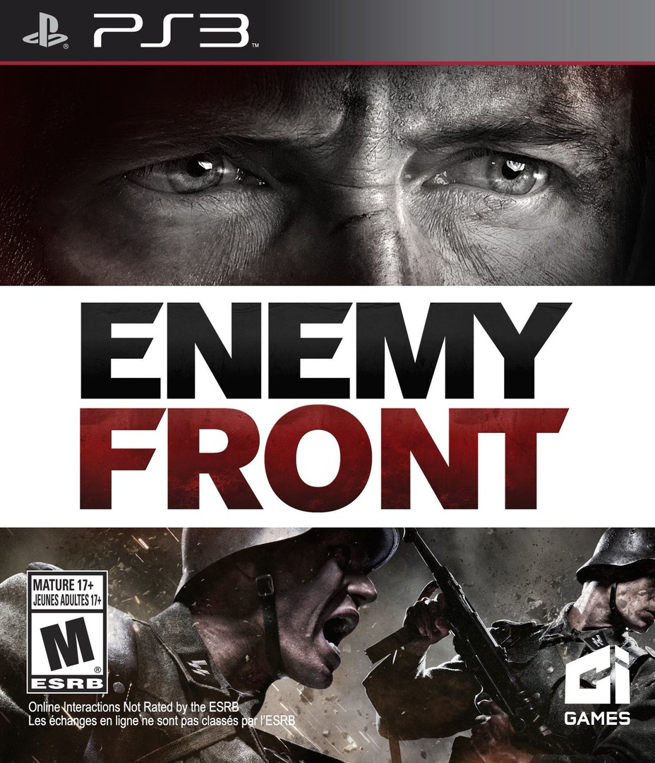 Enemy Front PS3 coverHQ (BLUS30996)