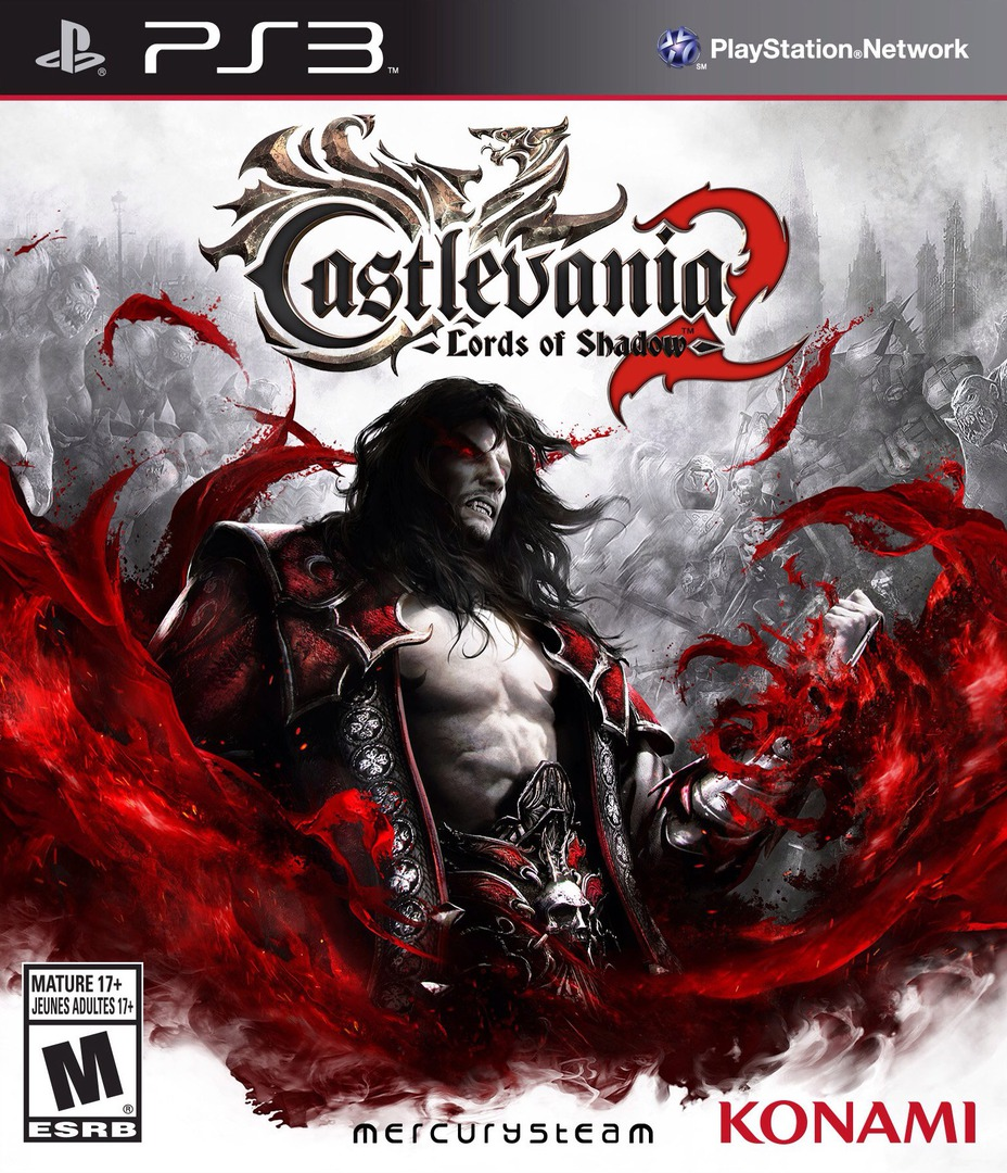 Castlevania: Lords of Shadow 2 PS3 coverHQ (BLUS30999)