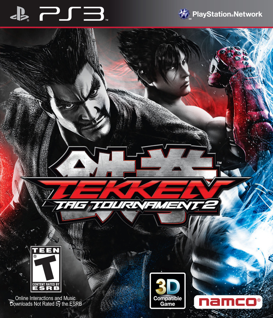 Tekken Tag Tournament 2 PS3 coverHQ (BLUS31002)