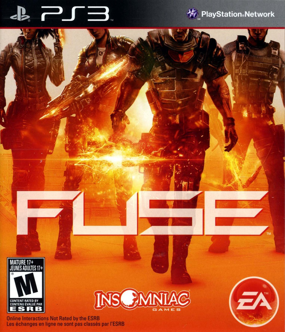 Fuse PS3 coverHQ (BLUS31040)