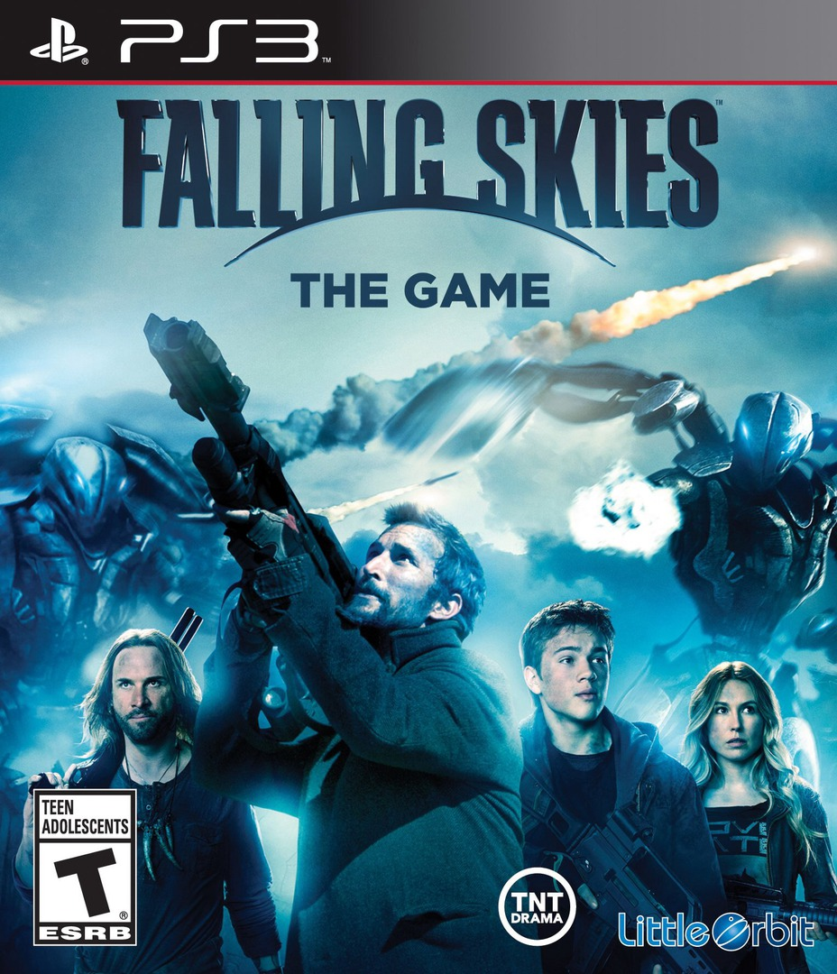 Falling Skies: The Game Array coverHQ (BLUS31195)