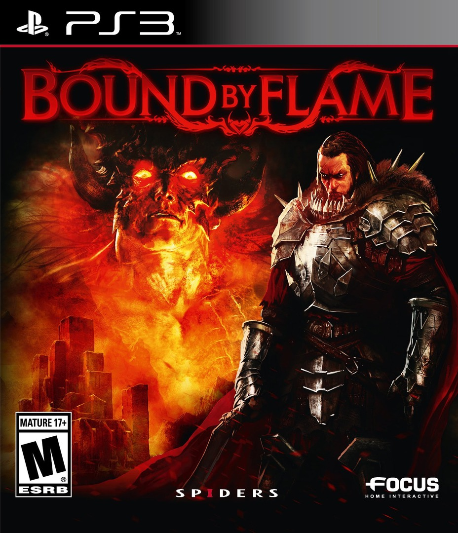 Bound by Flame PS3 coverHQ (BLUS31411)