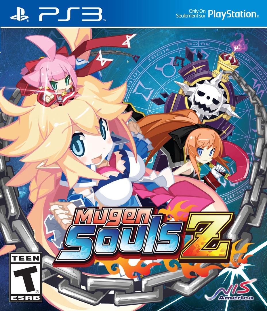 Mugen Souls Z Array coverHQ (BLUS31417)