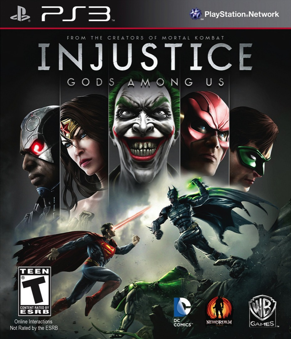 Injustice: Gods Among Us PS3 coverHQ (BLUS41017)