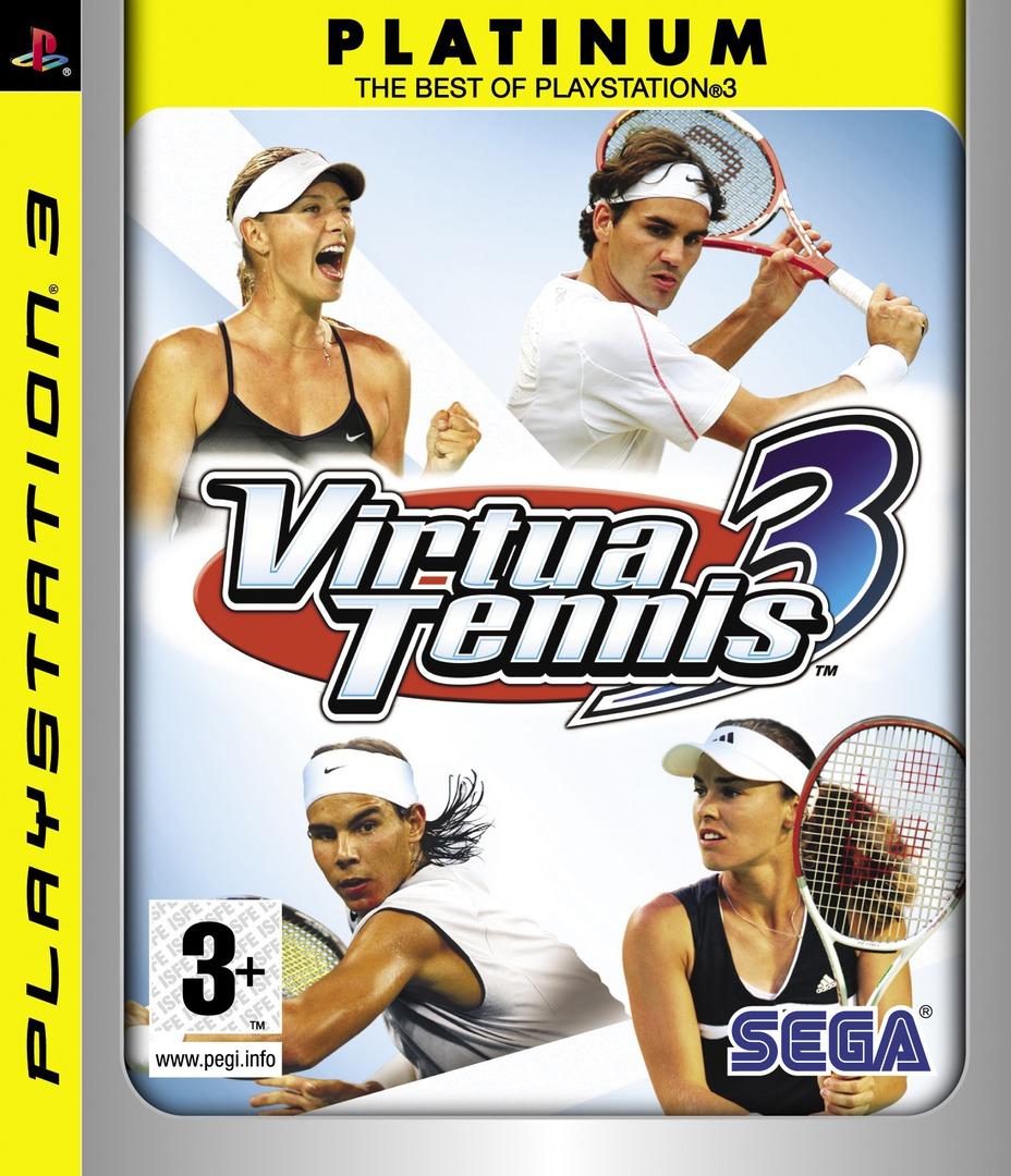 Virtua Tennis 3 PS3 coverHQ2 (BLES00027)