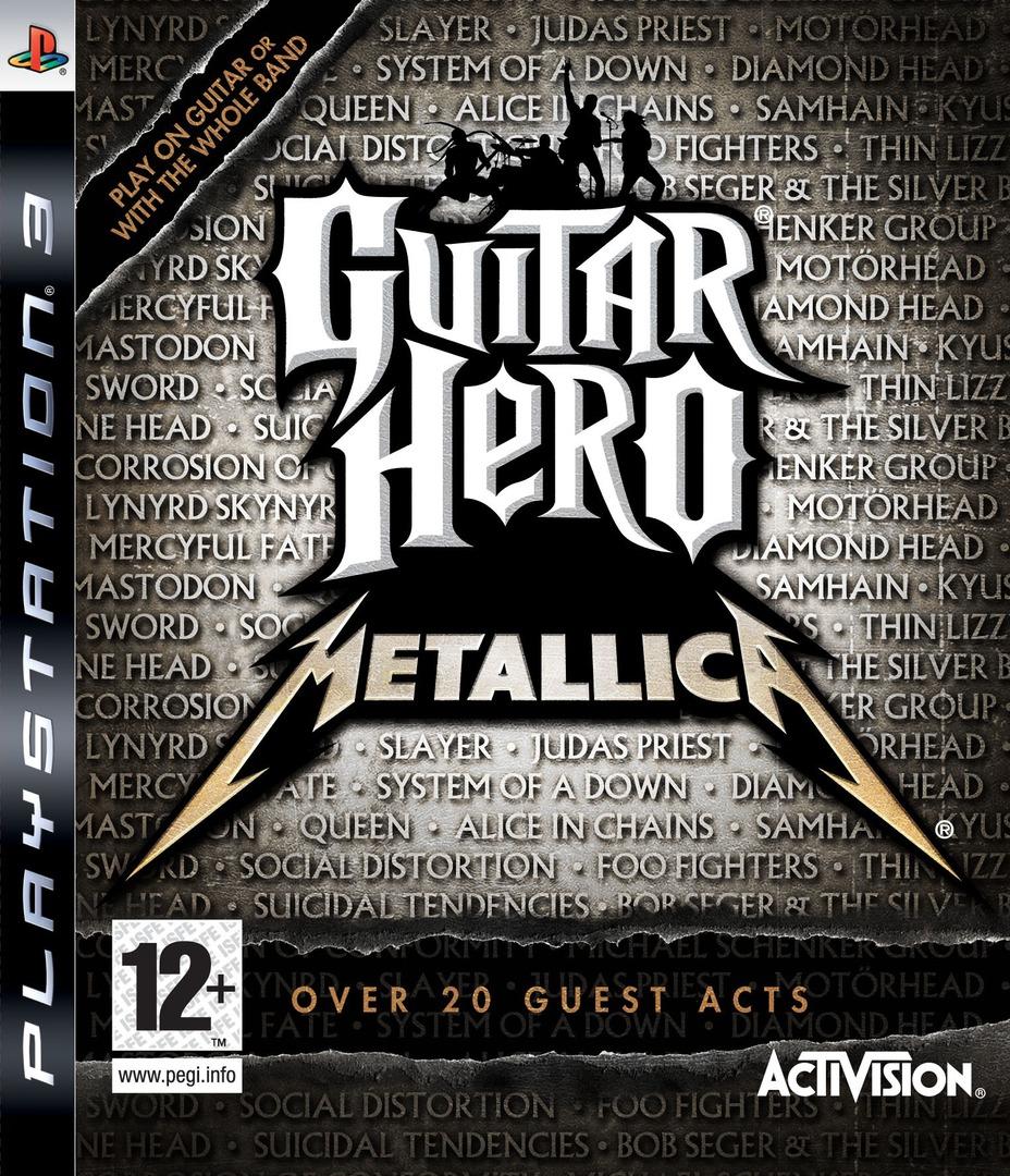 Guitar Hero: Metallica PS3 coverHQ2 (BLES00479)