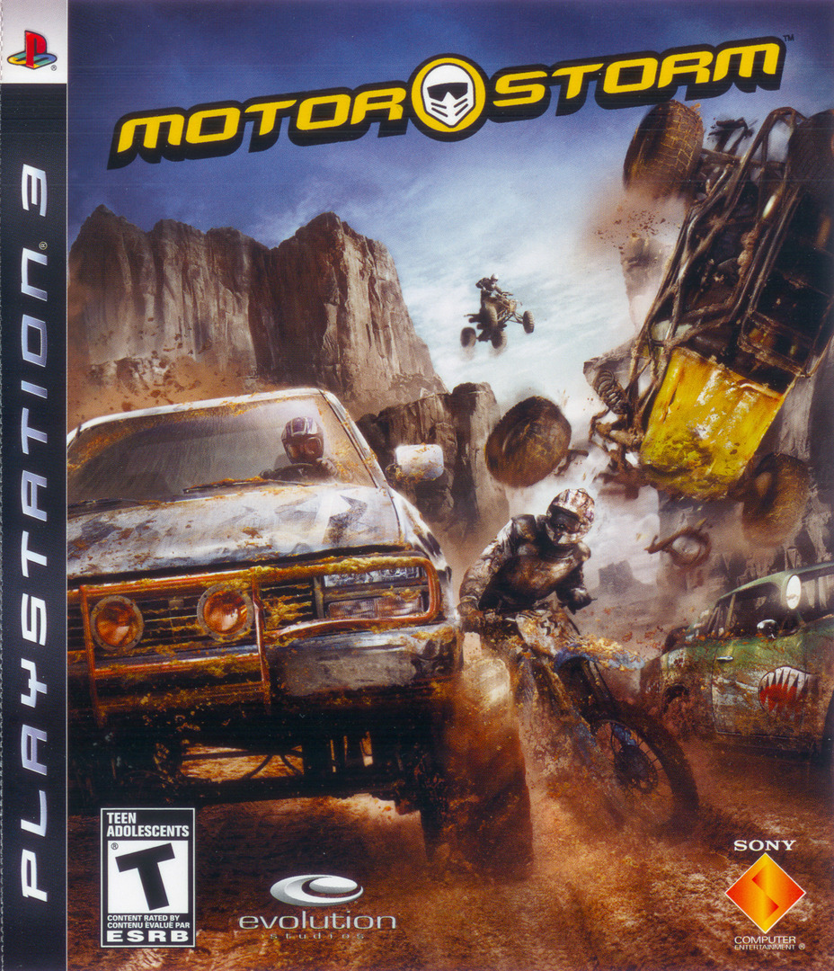 MotorStorm Array coverHQ2 (BCUS98137)