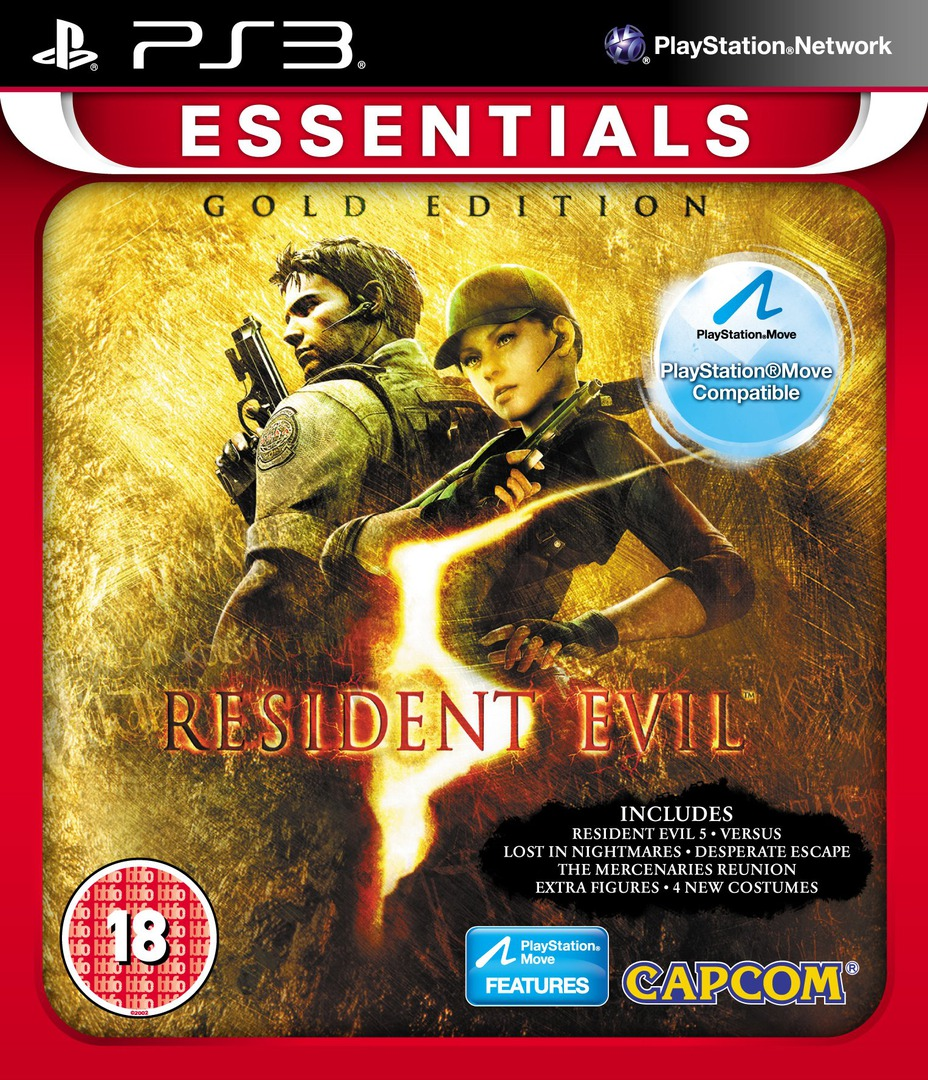 Resident Evil 5 PS3 coverHQB (BLES00485)