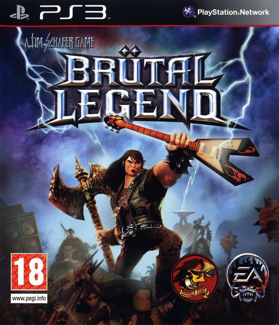 Brutal Legend PS3 coverHQB (BLES00562)